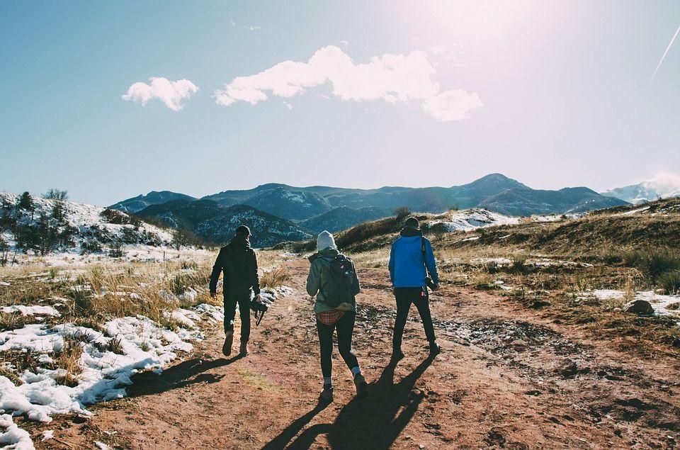 Wędrówki po górach